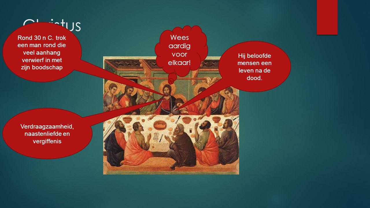 Christus Wees aardig voor elkaar!