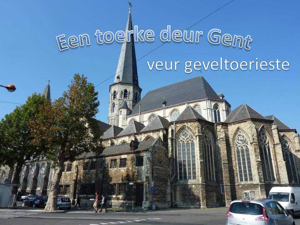 Een toerke deur Gent veur geveltoerieste