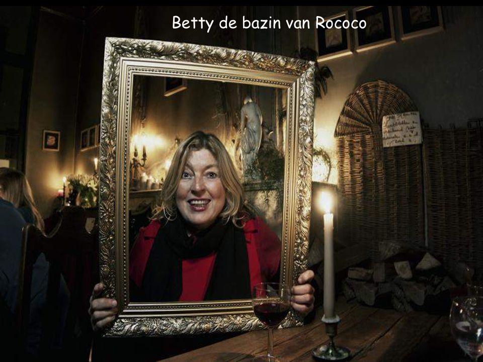 Betty de bazin van Rococo