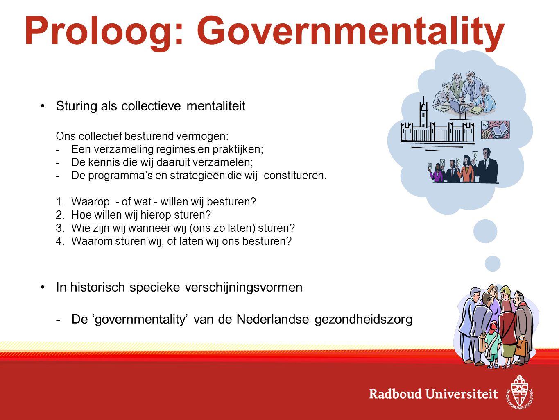 Proloog: Governmentality