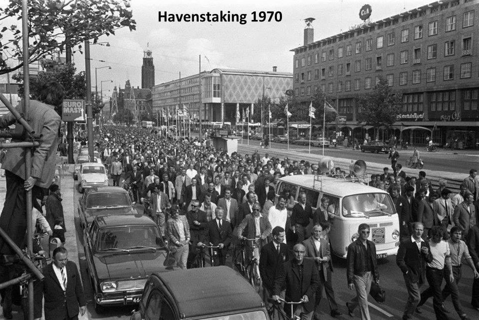 Havenstaking 1970