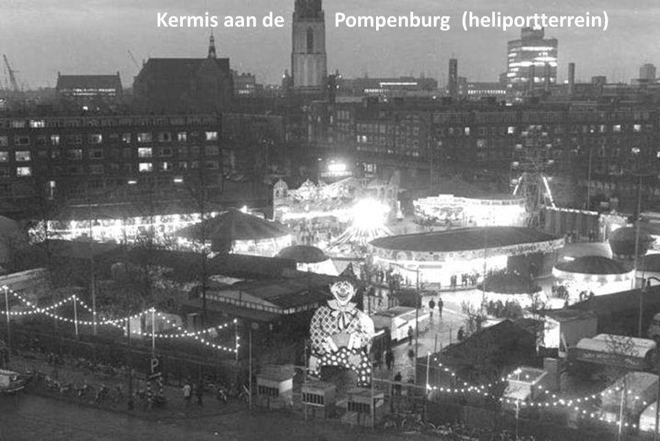 Kermis aan de Pompenburg (heliportterrein)