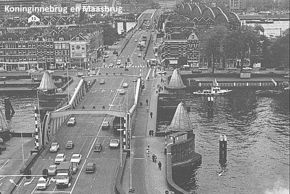 Koninginnebrug en Maasbrug