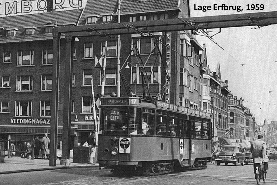 Lage Erfbrug, 1959