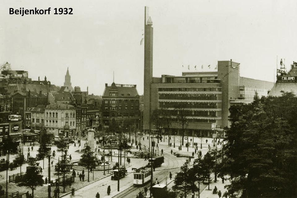 Beijenkorf 1932