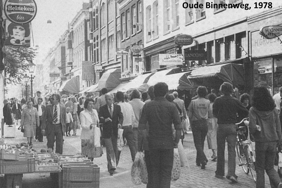 Oude Binnenweg, 1978