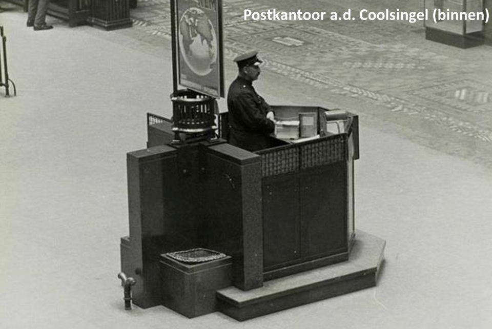 Postkantoor a.d. Coolsingel (binnen)