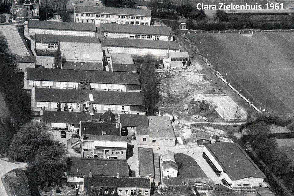 Clara Ziekenhuis 1961