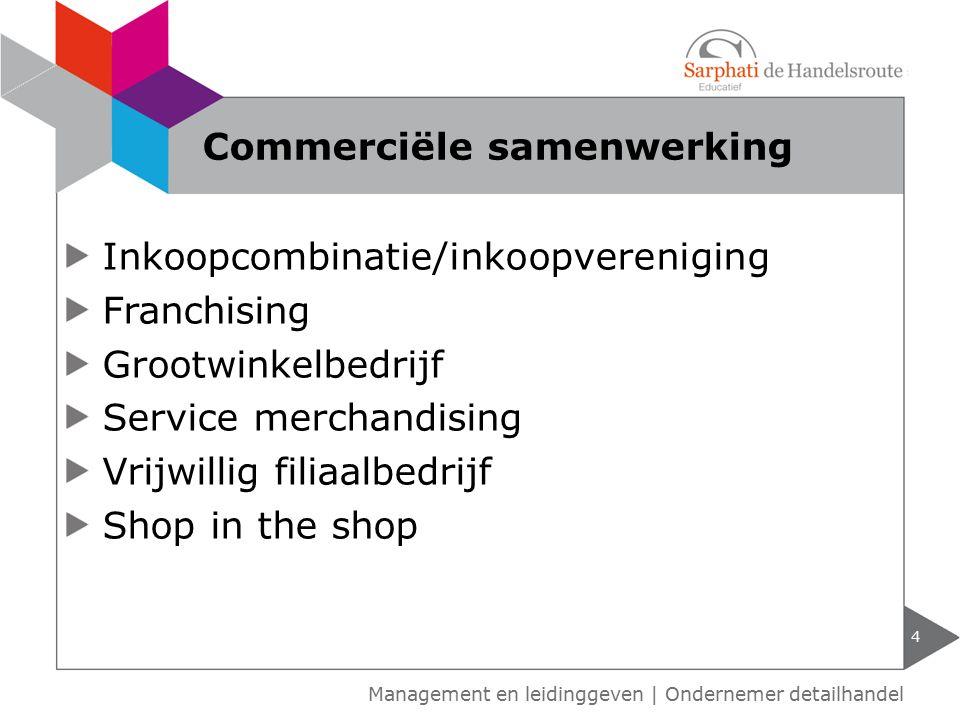 Commerciële samenwerking