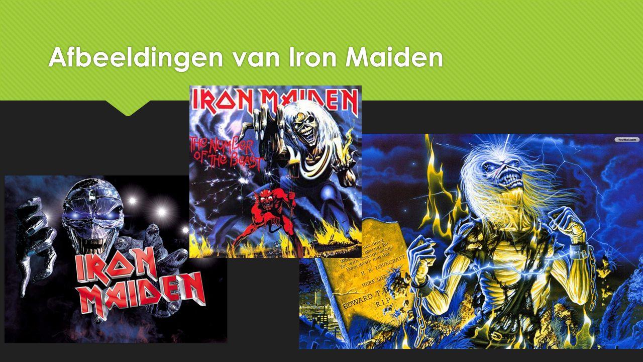 Afbeeldingen van Iron Maiden