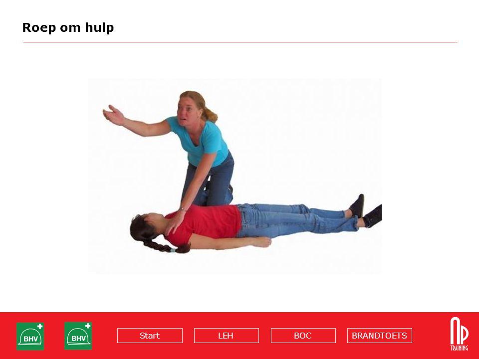Roep om hulp