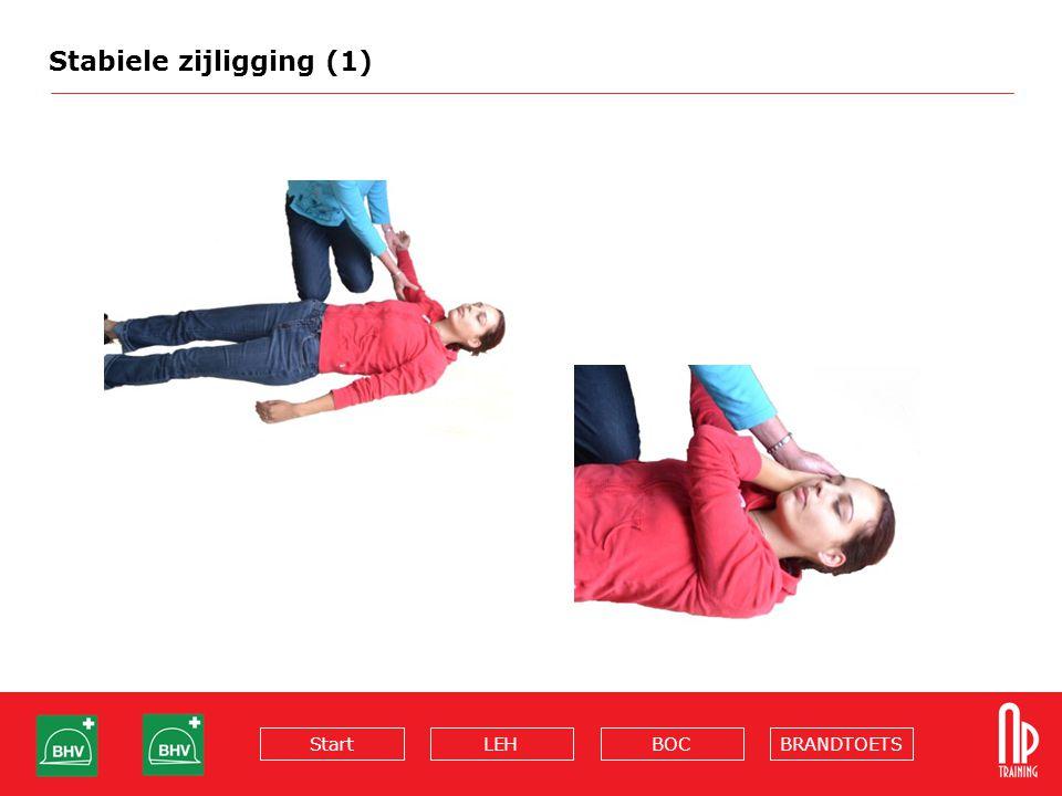 Stabiele zijligging (1)