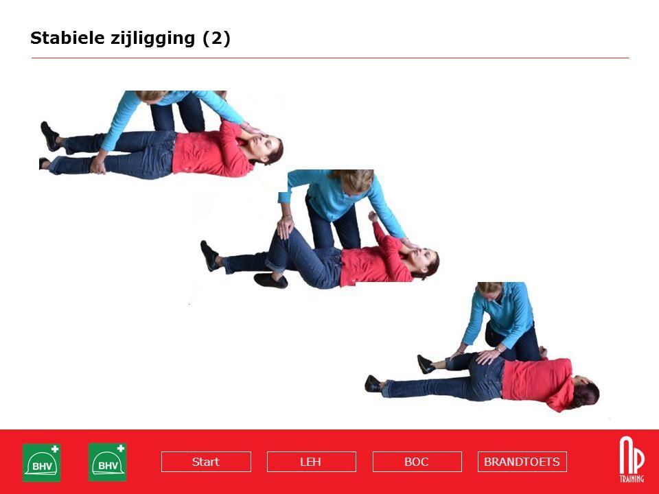 Stabiele zijligging (2)