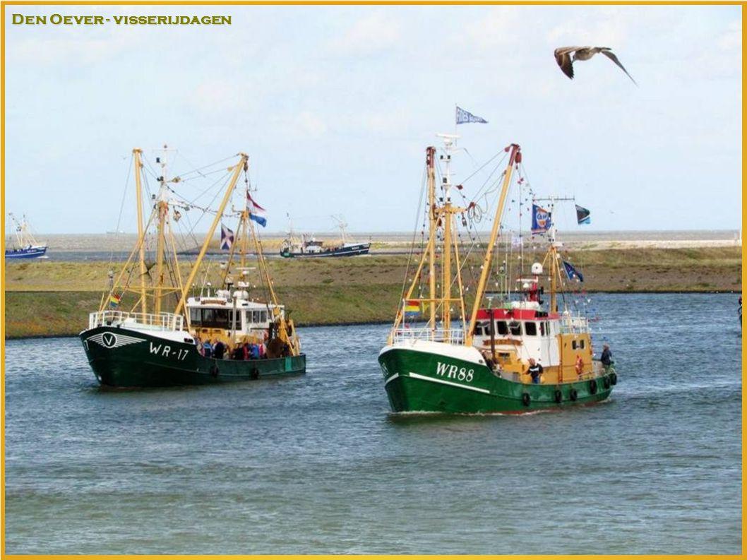 Den Oever - visserijdagen