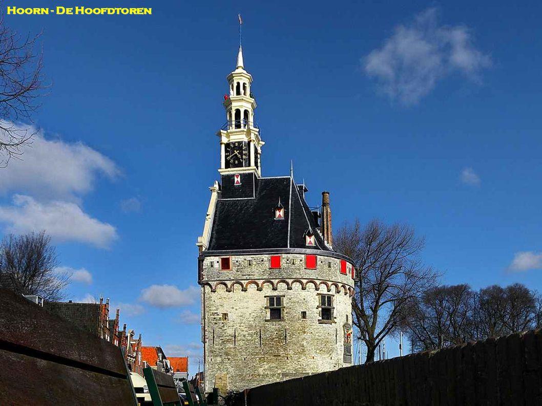 Hoorn - De Hoofdtoren Hoorn-Westfries Museum Hoorn - de Oosterpoort