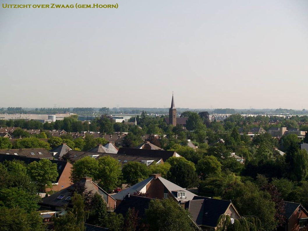 Uitzicht over Zwaag (gem.Hoorn)