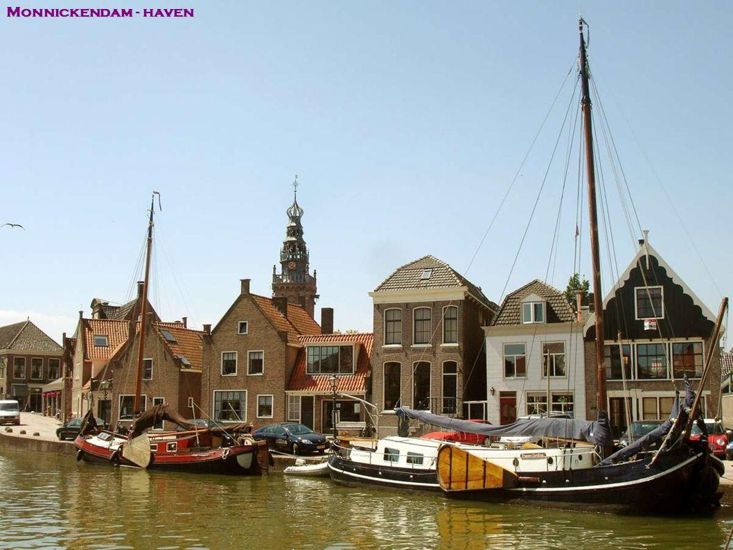 Monnickendam - haven