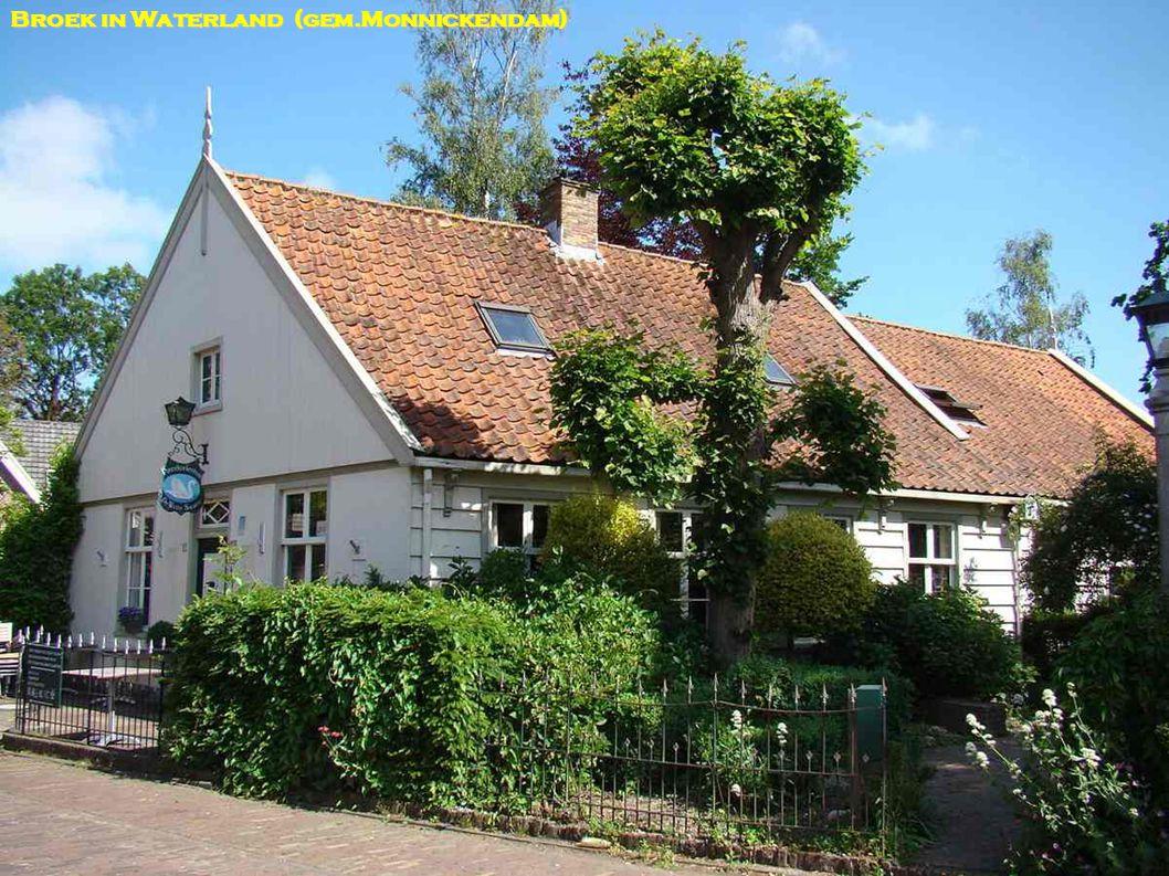 Broek in Waterland (gem.Monnickendam)
