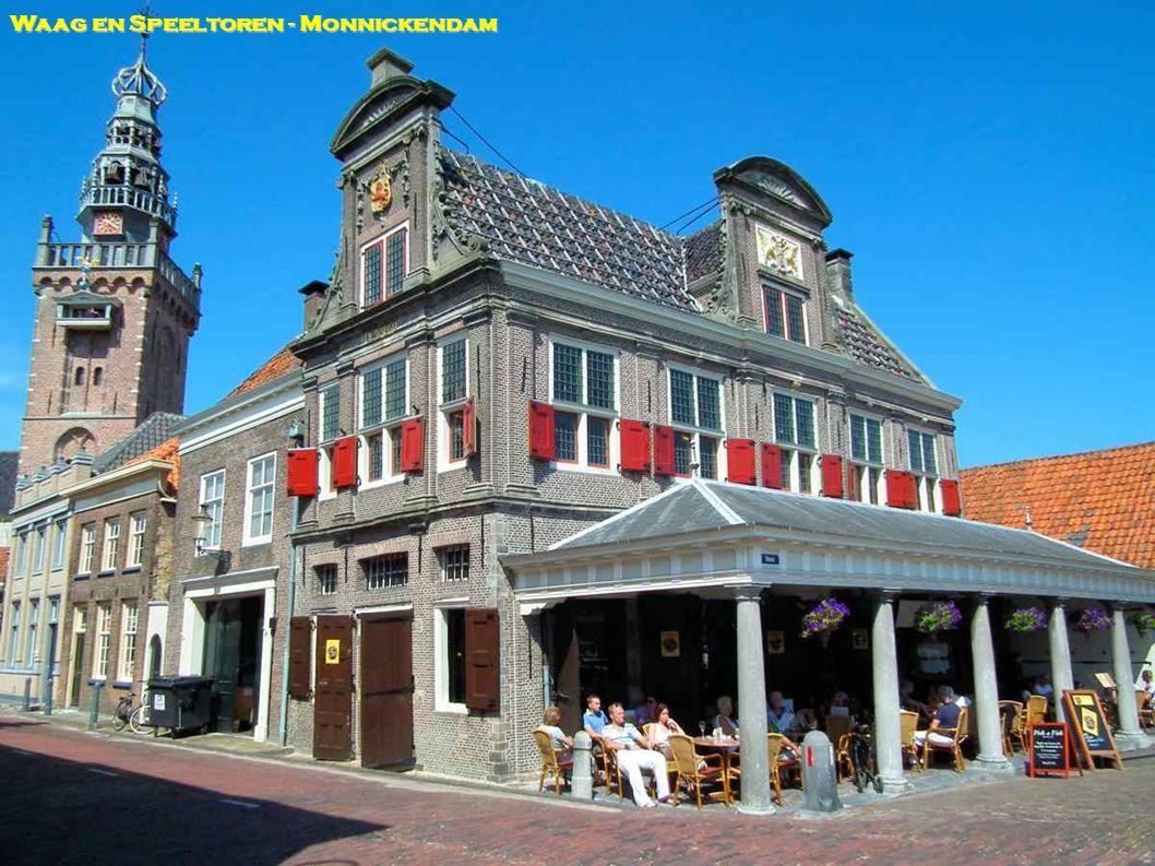 Waag en Speeltoren - Monnickendam