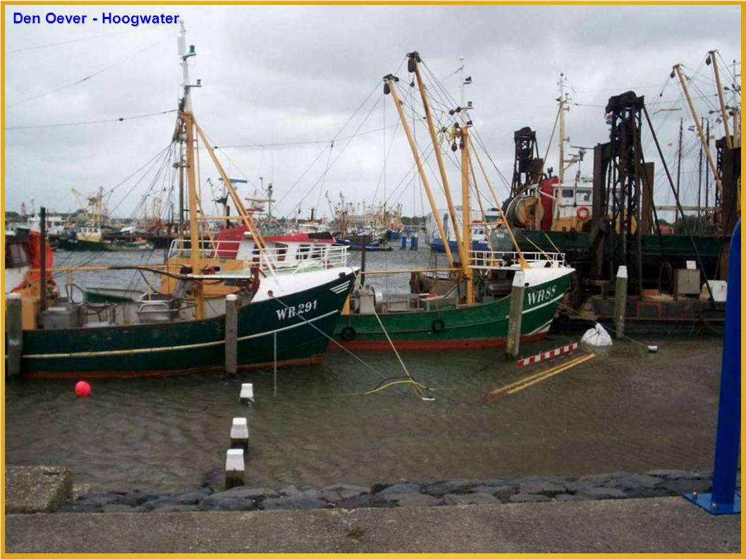Den Oever - Hoogwater