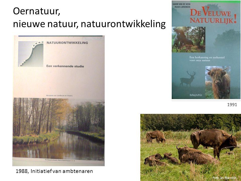 nieuwe natuur, natuurontwikkeling