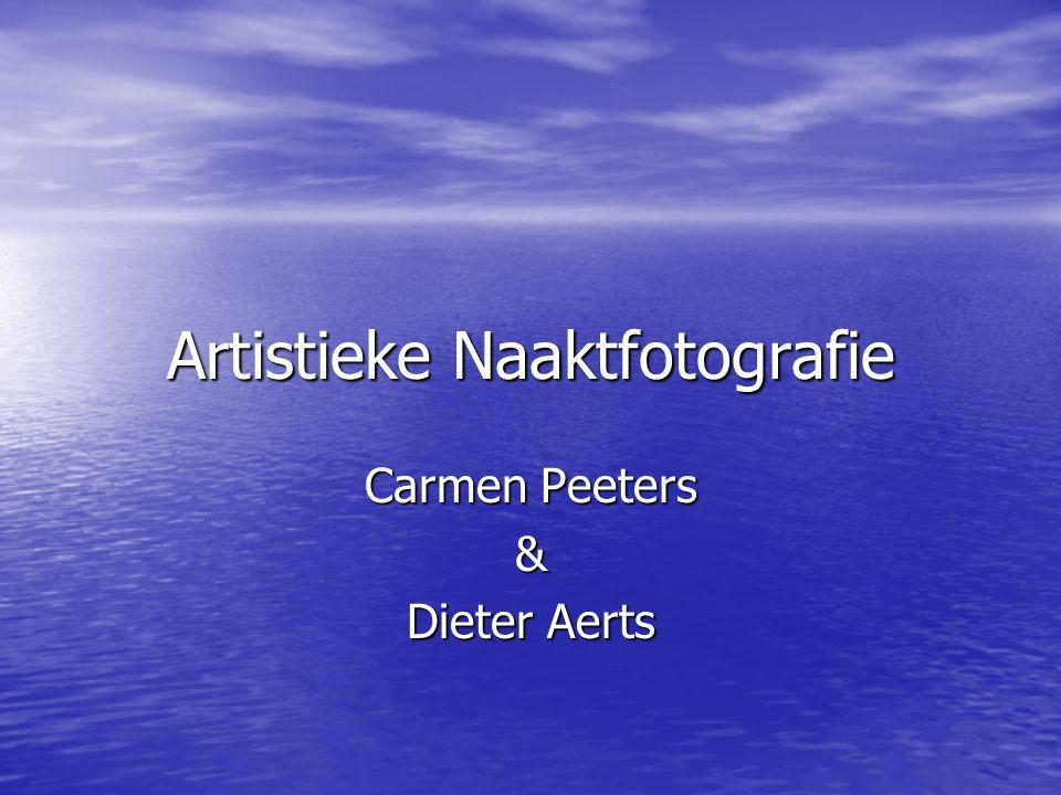 Artistieke Naaktfotografie