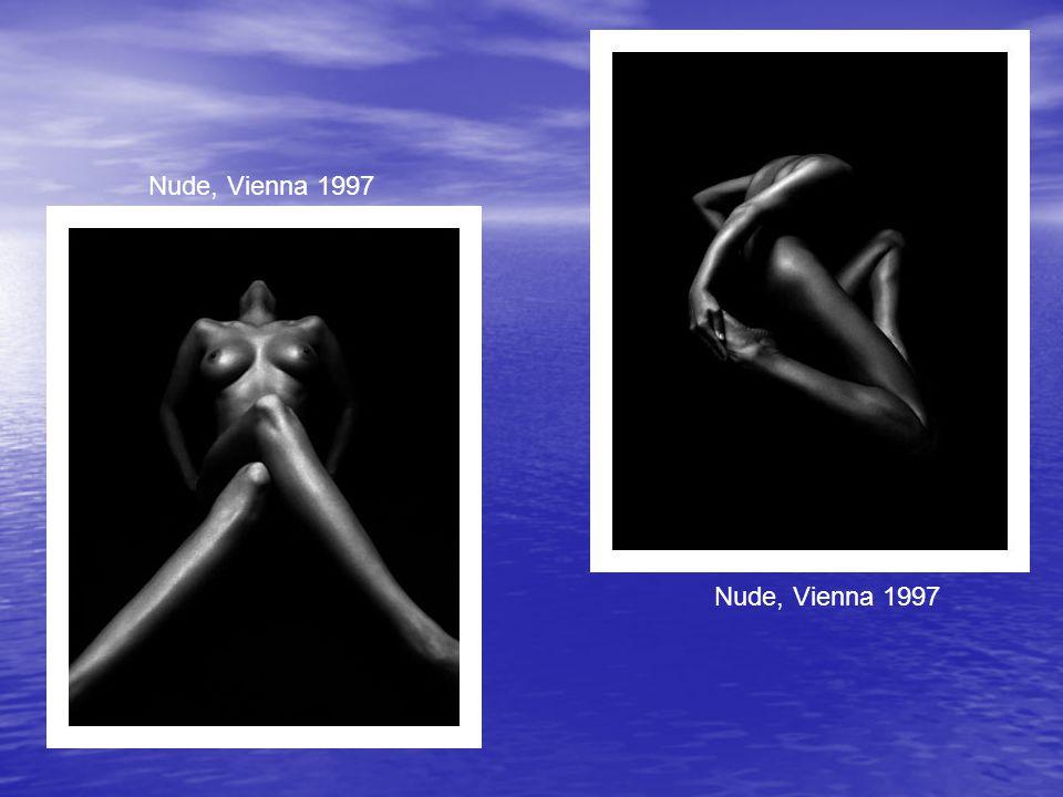 Nude, Vienna 1997 Nude, Vienna 1997