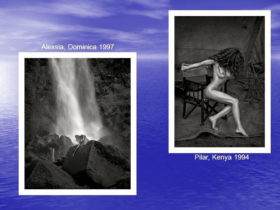 Alessia, Dominica 1997 Pilar, Kenya 1994