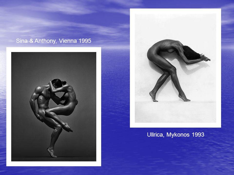Sina & Anthony, Vienna 1995 Ullrica, Mykonos 1993