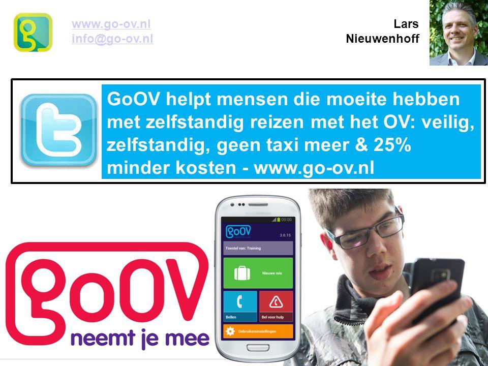 www.go-ov.nl Lars