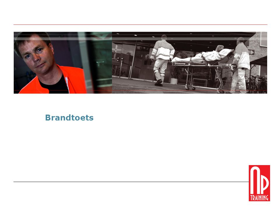 Brandtoets