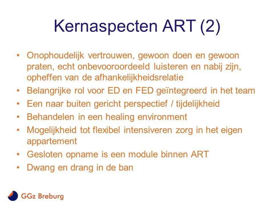 Kernaspecten ART (2)