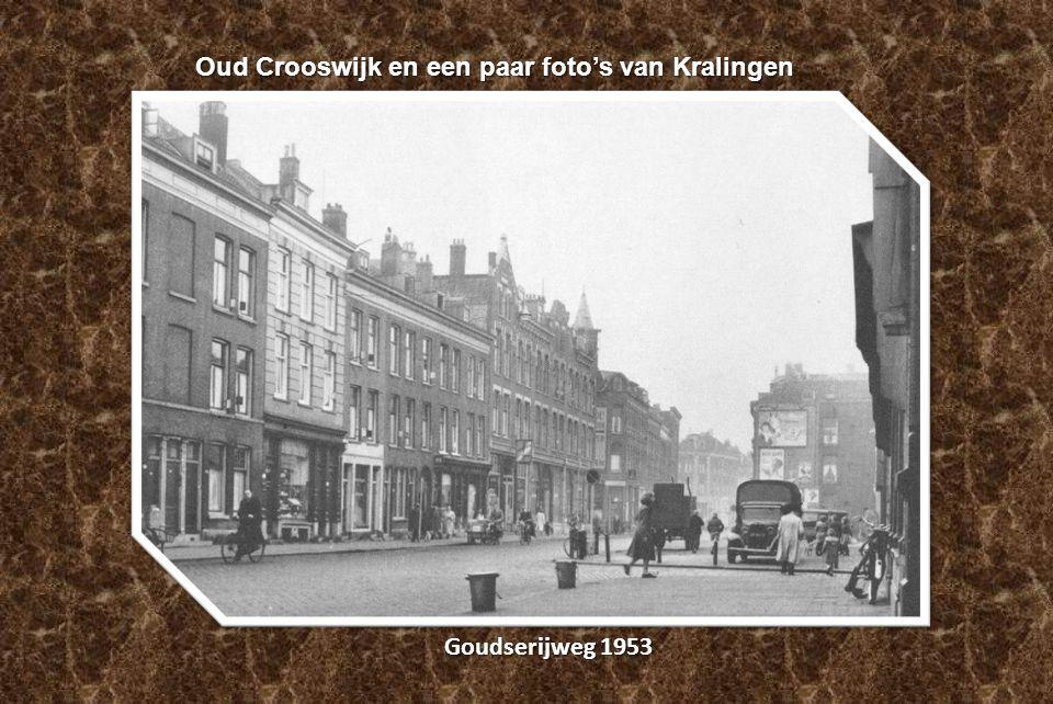 Oud Crooswijk en een paar foto's van Kralingen