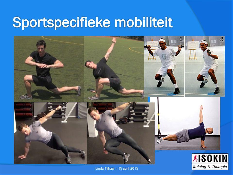 Sportspecifieke mobiliteit