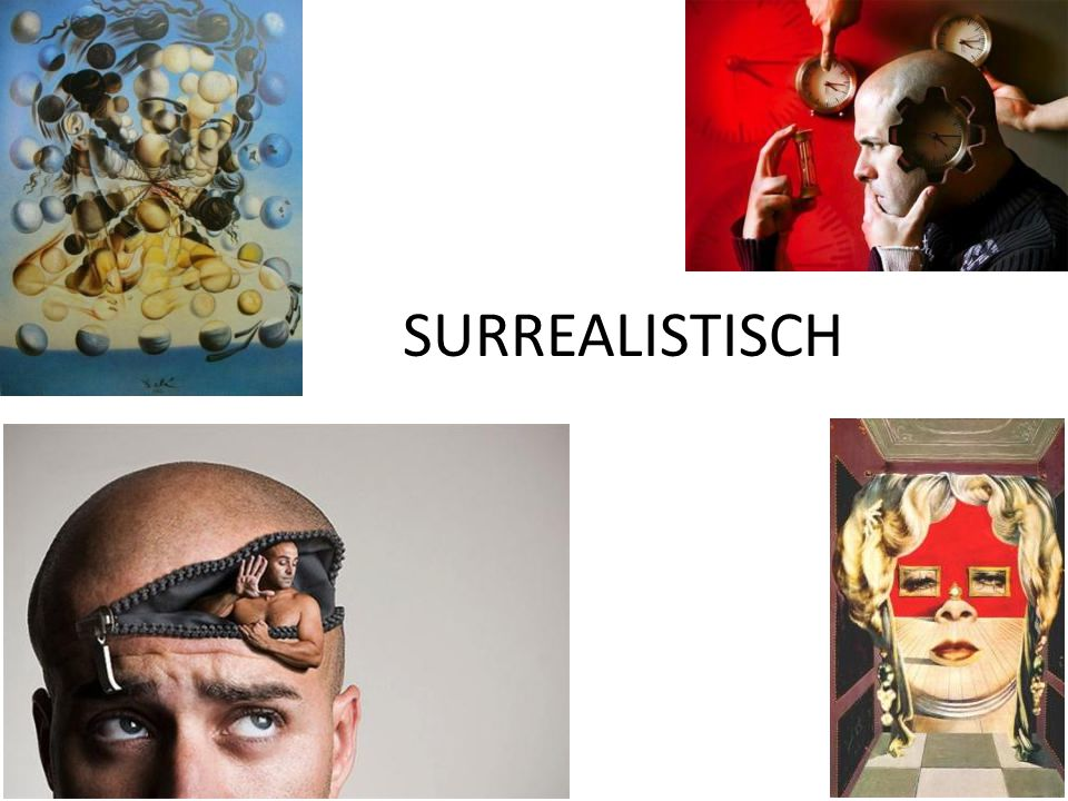 SURREALISTISCH