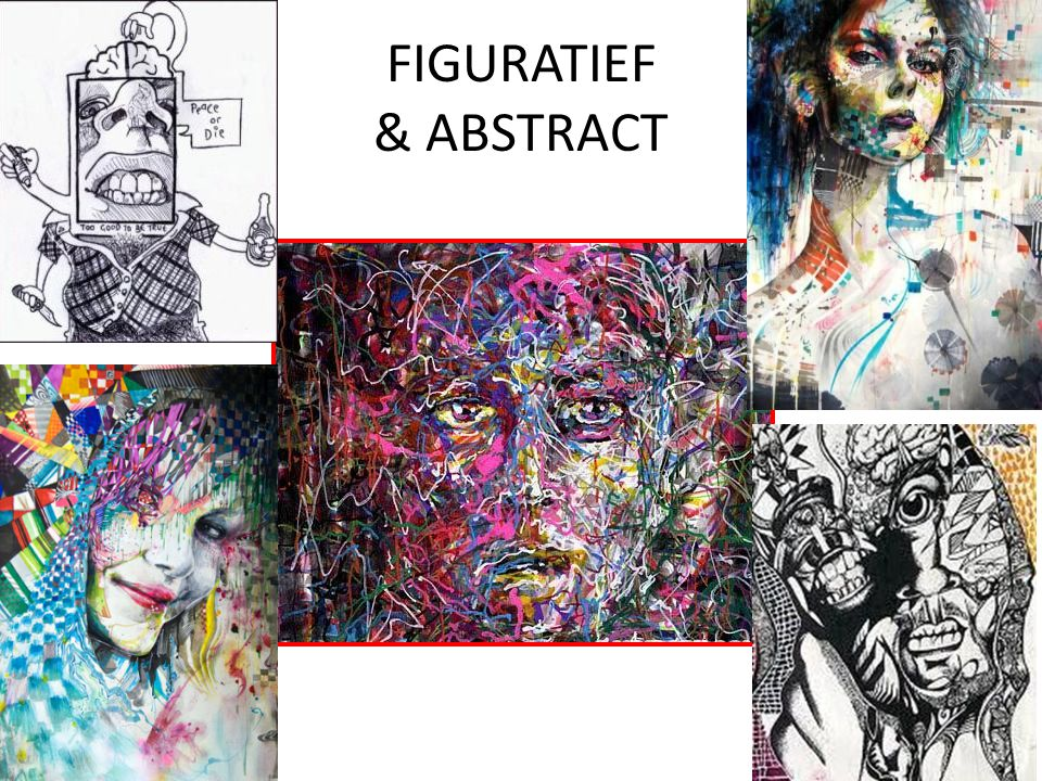 FIGURATIEF & ABSTRACT