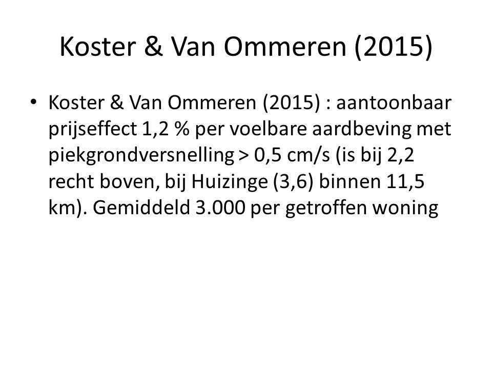 Koster & Van Ommeren (2015)