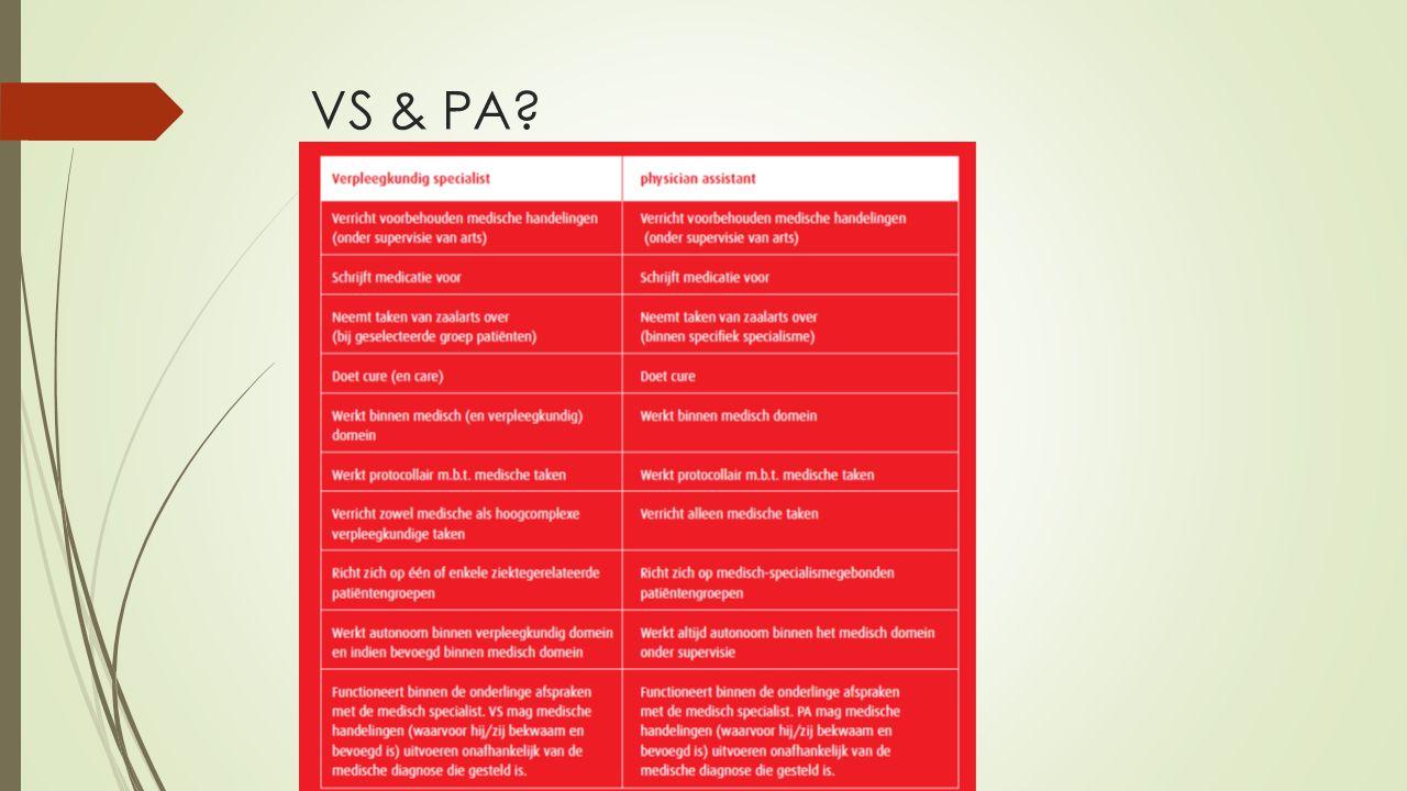 VS & PA