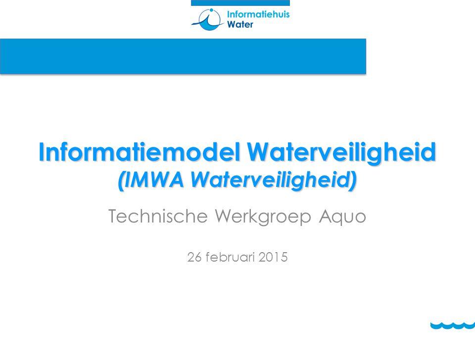 Informatiemodel Waterveiligheid (IMWA Waterveiligheid)