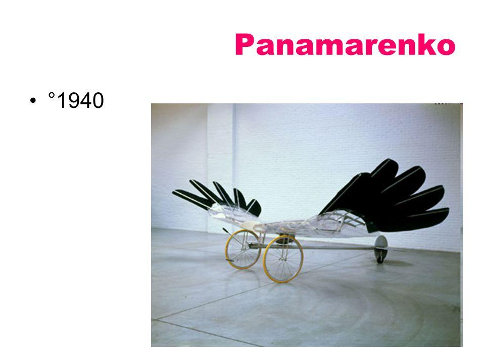 Panamarenko °1940