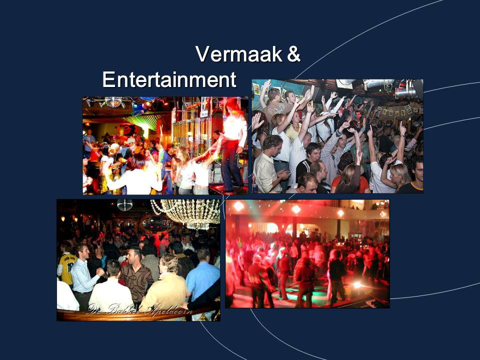 Vermaak & Entertainment