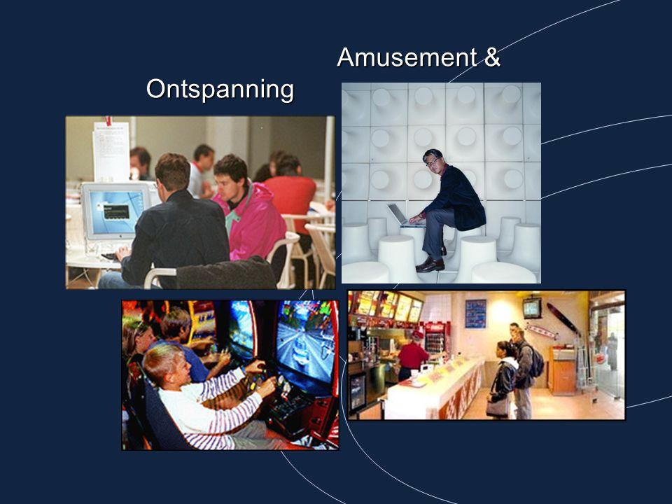 Amusement & Ontspanning