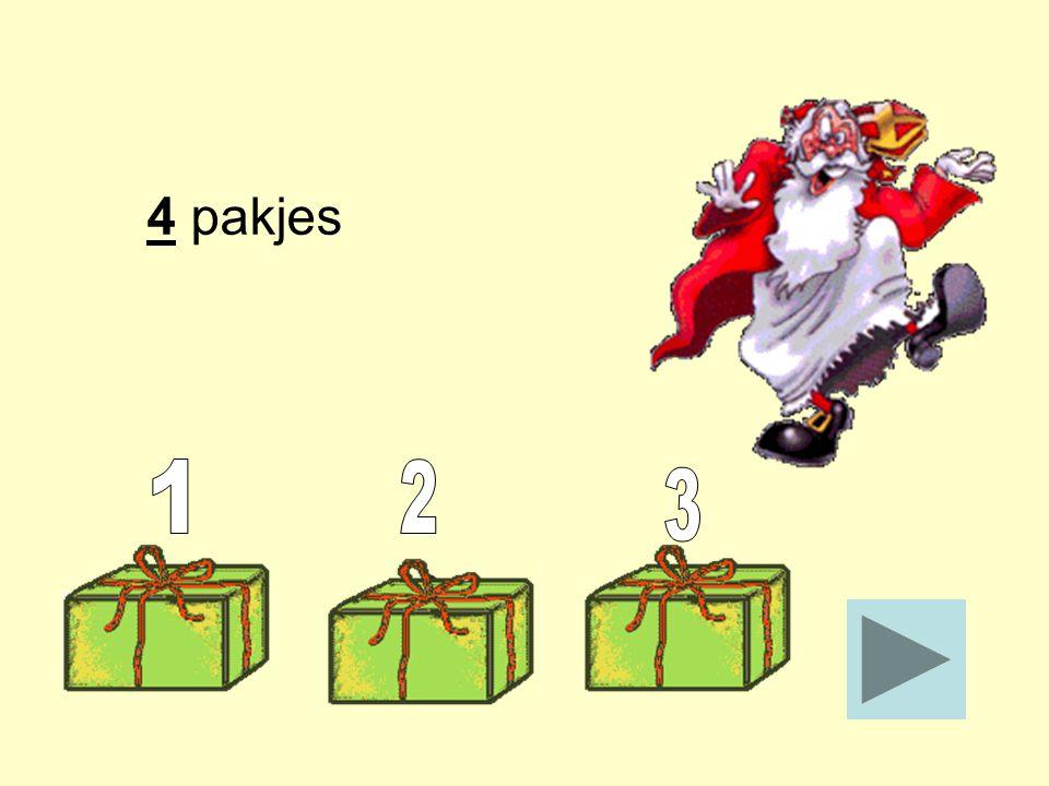 4 pakjes 1 2 3