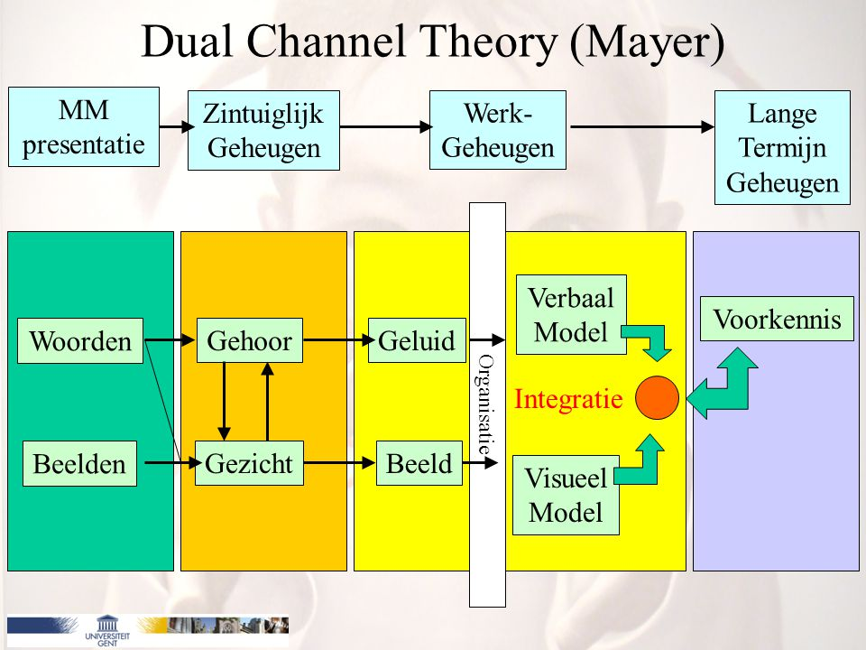 Dual Channel Theory (Mayer)