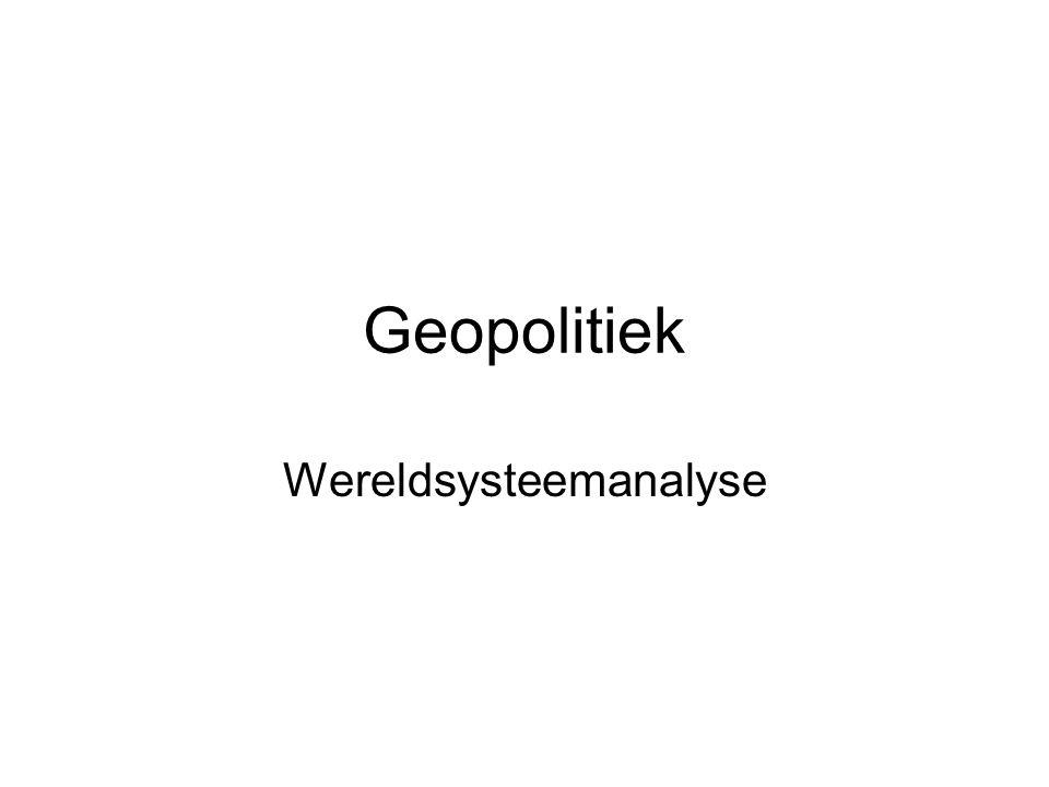 Wereldsysteemanalyse