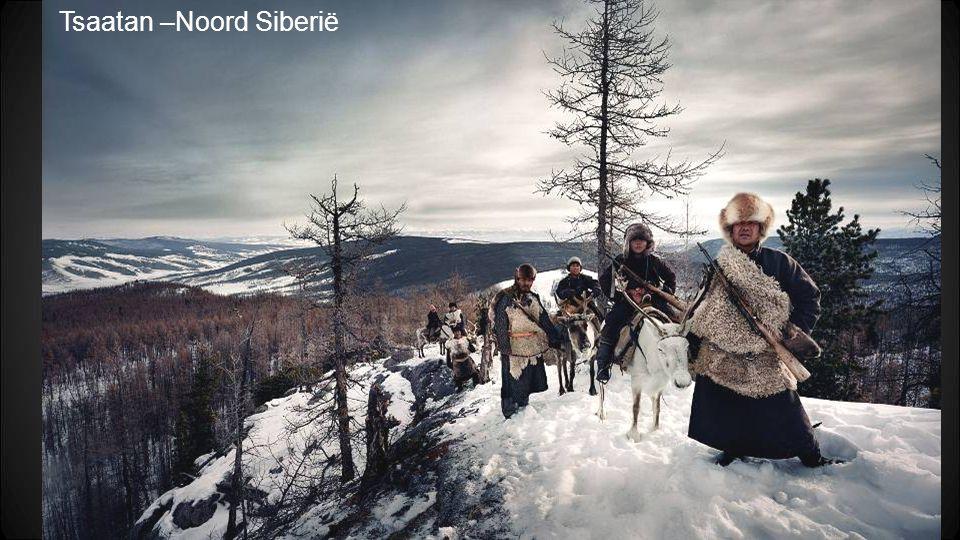 Tsaatan –Noord Siberië