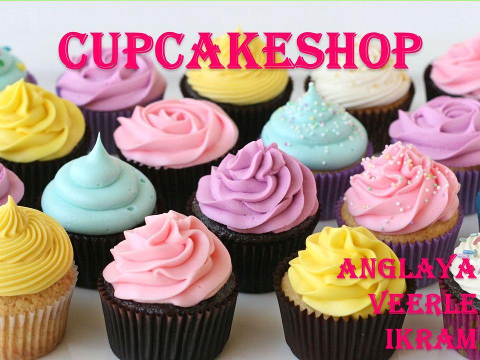 cupcakeshop Anglaya Veerle ikram