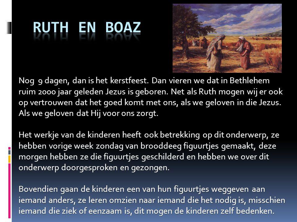 Ruth en Boaz