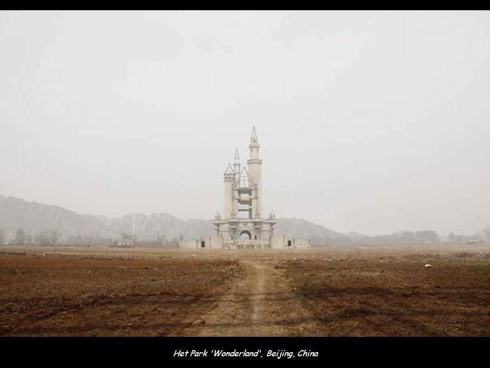 Het Park Wonderland , Beijing, China
