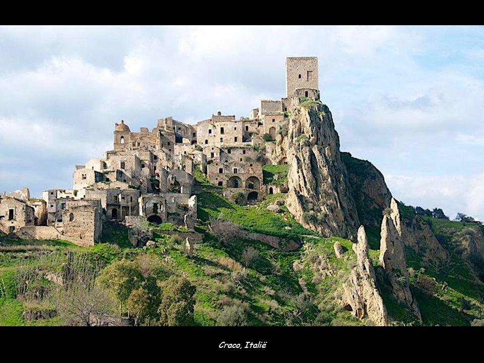 Craco, Italië
